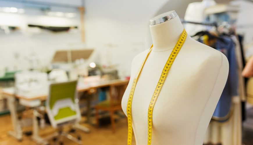 Titre professionnel – Fabricant de vêtements sur mesure