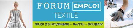 FETEX – Forum de l'Emploi et du stage TEXtile