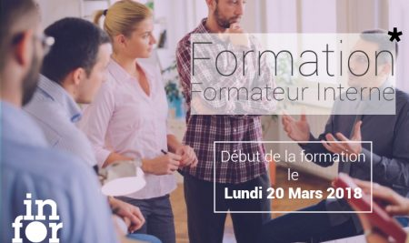 Formation Formateur Interne | Dernières Places