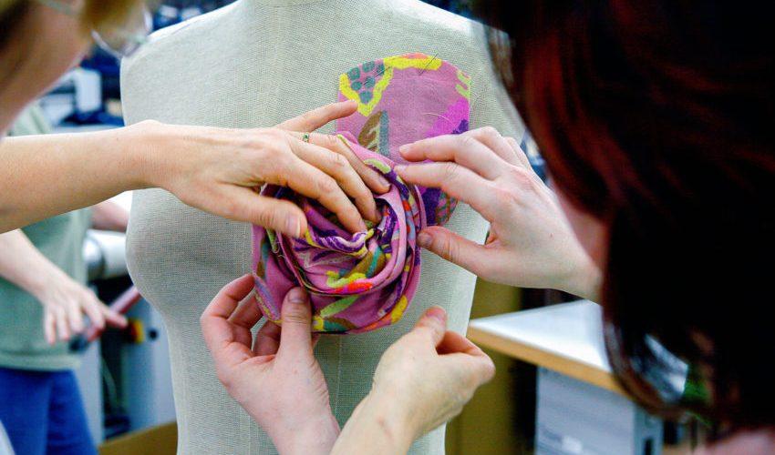 Confection Luxe – Les opérations d'assemblage montage