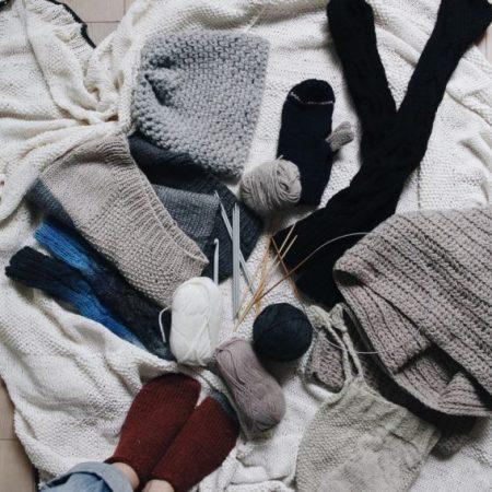 Du fil au pull – Connaissance des produits en maille