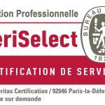certificat veriselect informa formation professionnelle