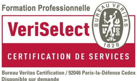 Informa certifié qualité par Bureau Veritas