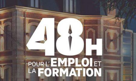 Informa aux 48h de l'emploi & la formation