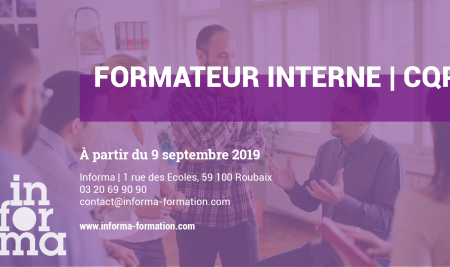 Formations 2019 – Dates Formateur Interne