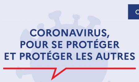Mesures de prévention-santé face au Covid-19