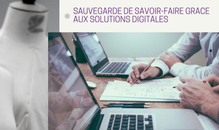 FOAD – Sauvegarde & Transmission de Savoir-Faire